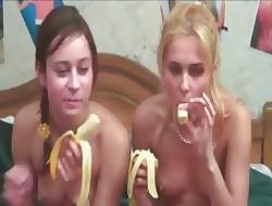Duo russians Sasha with an increment of Natasha