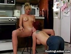 Nance dildo shafting down Nautical galley part2