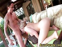 Slutty Alexis Texas gets the brush pussy part6