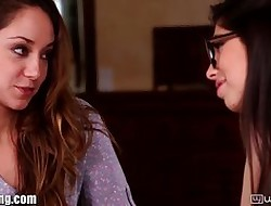 WebYoung Remy LaCroix Facesits chiefly Ava Taylor