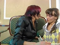RUSSIAN Grown up BELLA LESB 03