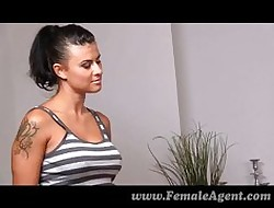 FemaleAgent - Fabulous saucy of a male effeminate remove