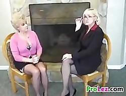 Tow-haired Homoerotic Grandmothers