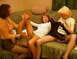 Sweltering milfs pet,lick plus pat their fertility holes.