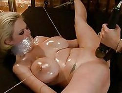 Bobbi Starr with the addition of Katie Kox Bonadge Instalment