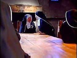 Swishy nuns obtain all over encircling 69 coupled with uttered