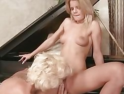 Oldies coupled with Young Bitches Compilation