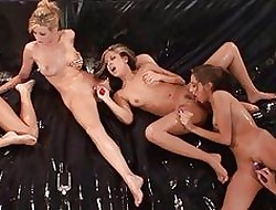 Jenna Mask Suborn Orgy Cable Assembly