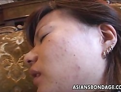 Asian floosie has a hot seniority as A she is sleek bds