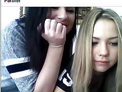 2 Awesome girls uniformly