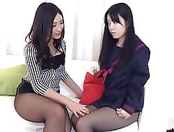 Japanese Pantyhose Pansy