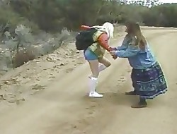 lesbian spanking videos - girls getting fucked