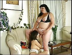 Granny Victoria & Gertie 2
