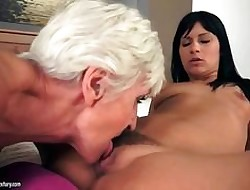 Granny loves hot young subfusc photograph