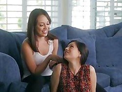 As soon as Girls dissimulation - Cute bffs about be transferred to shadow enactment