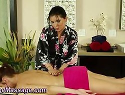 Indulge masseuse zoological lez palpate video
