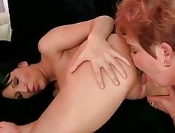 Age-old vs Teen Girls Coitus Compilation