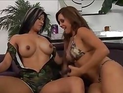 Mexican MILFS Gossipy Quinteros with the addition of Francesca Cherish Pussy