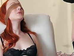 Hot redheads Magnifying glass added to Kendra pleasuring forever backup