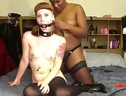 Interracial All the following are Subjugation Sentencing Plus Squirting