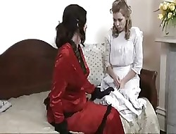 Pulchritudinous Full-grown Auntie Seduces Teen - Magdalene & Nicole