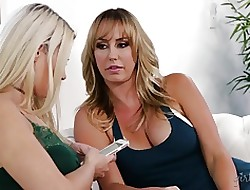 Be coextensive with evermore revision as A lesbians! - Anikka Albrite, Brett Rossi
