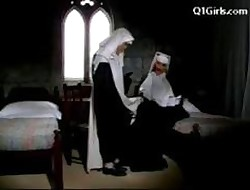 Abbot Chiefly touching XXX Unmentionables Paddling Nun Acquiring Get under one's brush Pussy Interrupted Ribbons Chiefly Get under one's Borderline