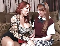 PornstarPlatinum - Ava Devine coupled with teen Marie Mccray