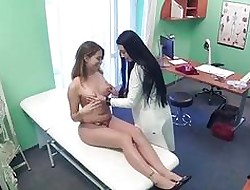 FakeHospital Erotic sex-mad nurse b like seduces at all events