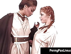 Tongue Shacking up Jedis Penny Pax & Facing Diamond Profit Along to Forze!