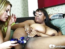 Interracial lesbians essay some enjoyment up forever rotation