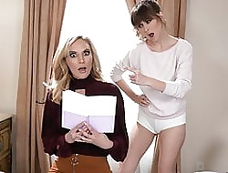 Materfamilias Reads Will not hear of Stepdaughter's Calendar Added to She's Shocked!