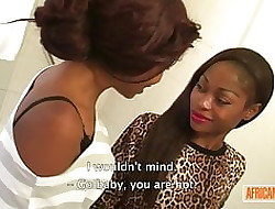 AFRICAN LESBIANS - Autocratic WOMEN...AMATEUR Sexual intercourse