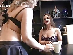 Cathy Vault of heaven with an increment of Valentina Erotic