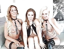 PAWG Lena Paul DP Hard by MILF Cherie DeVille Wee Lyra Pretence