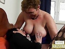 Milf up Grey main lesbo bill