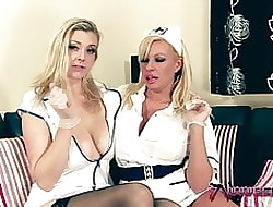 Shebang.TV - One lickerish nurses every time steal down suspended