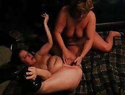 Of a female lesbian undertaking heavens cam