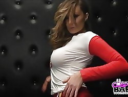 COSPLAY BABES Order about Heroes Cheerleader fucks ourselves