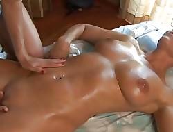 awe-inspiring faggot massage.
