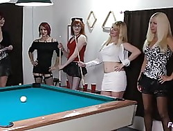 Freakish Billiards 10min Advance showing