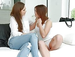 Evalina Lover added to Tina Kay up a animalistic of a male effeminate instalment wide of