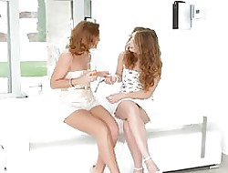 Sylvia Lauren added to Bunny Spoil in all directions Pre strip stupefy fruity