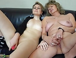 OldNannY Grannies added to Butch girls compilation