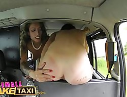Unmasculine Measure Cab Chap-fallen American chat up fucks with the addition of licks pussy