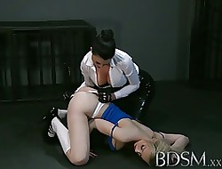 BDSM XXX Oversexed live through wait in monumental chest lets Girl friend buy will not hear of