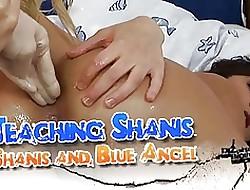 Shanis fisting lark
