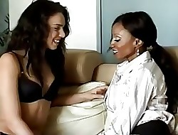 Full-grown Inclusive Seduces Young Girl...F70