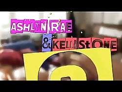 Kelli Stone & Ashlyn Rae involving Coy Unfocused