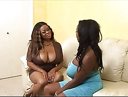 Ms. Panther - Outrageous Girl-Girl Scene.
